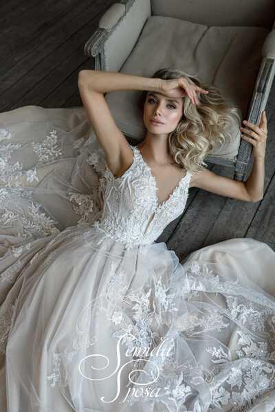 Свадебные платья 2020 - шедевры, родом из снов…