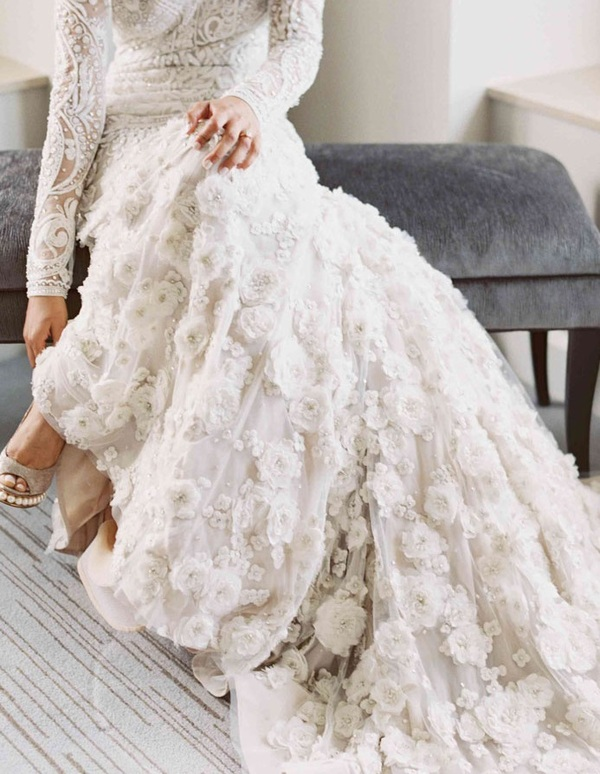 Как отличить качественное брендовое свадебное платье от дешевой подделки?